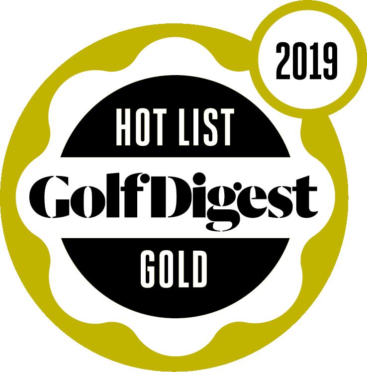 Golf Digest - Hot List Golf 2019