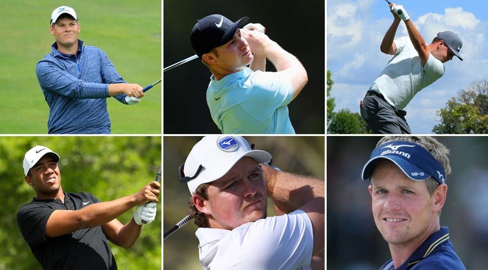 Mizuno Tour players: Adam Schenk, Oliver fisher, Seth Fair, Jhonattan Vegas, Christian Braunig, Stacy Lewis