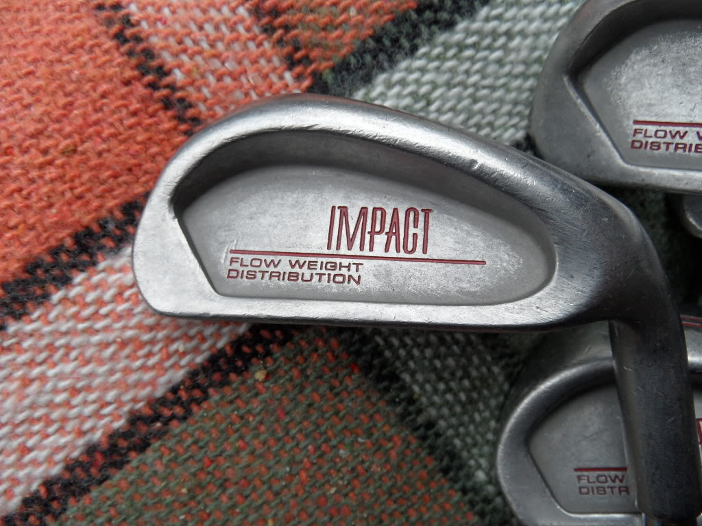 Mizuno Impact Golf Club