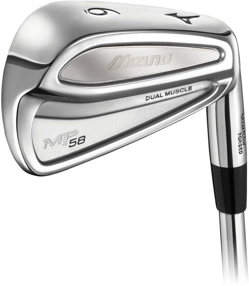 Mizuno MP-58 Golf Club