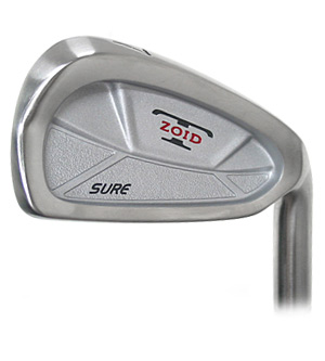 Mizuno Sure Golf Club