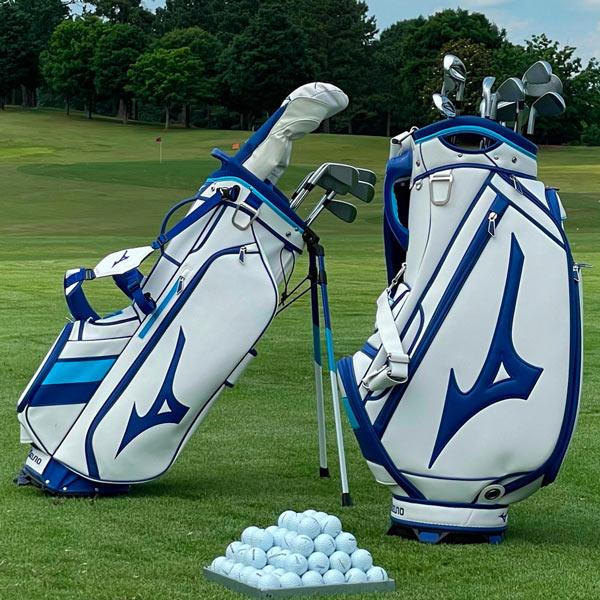 Bags from Mizuno Golf