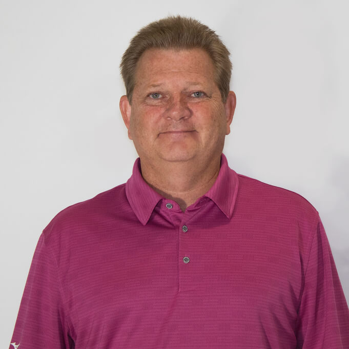 Image of Bill Price, Custom Fit Manager Mizuno