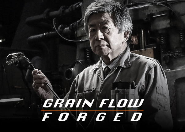 #NFLAM Grain Flow Forged
