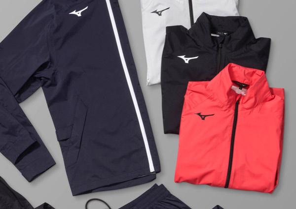 Mizuno Flex Jacket