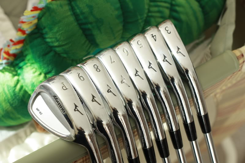 Mizuno MP-62 Golf Club