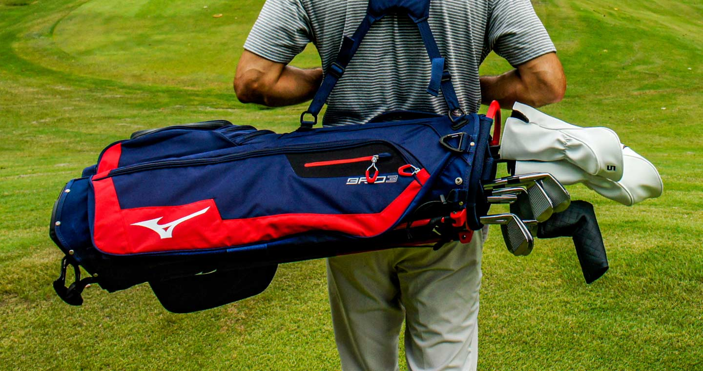 Bags from Mizuno Golf