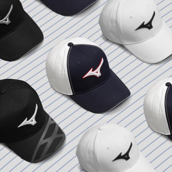 Headwear from Mizuno Golf