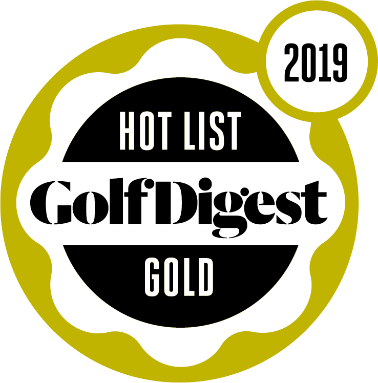Golf Digest - Hot List Golf 2019