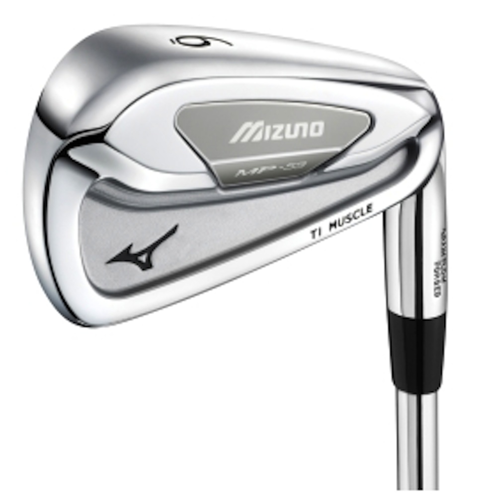 Mizuno MP-59 Golf Club