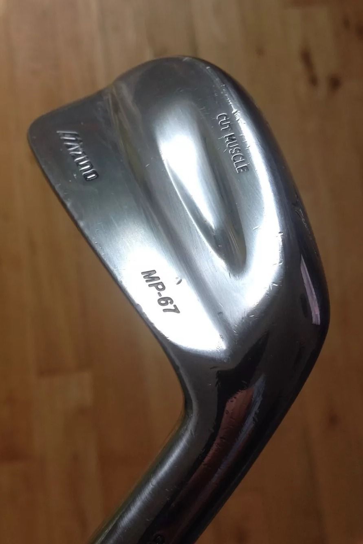 Mizuno MP-67 Golf Club