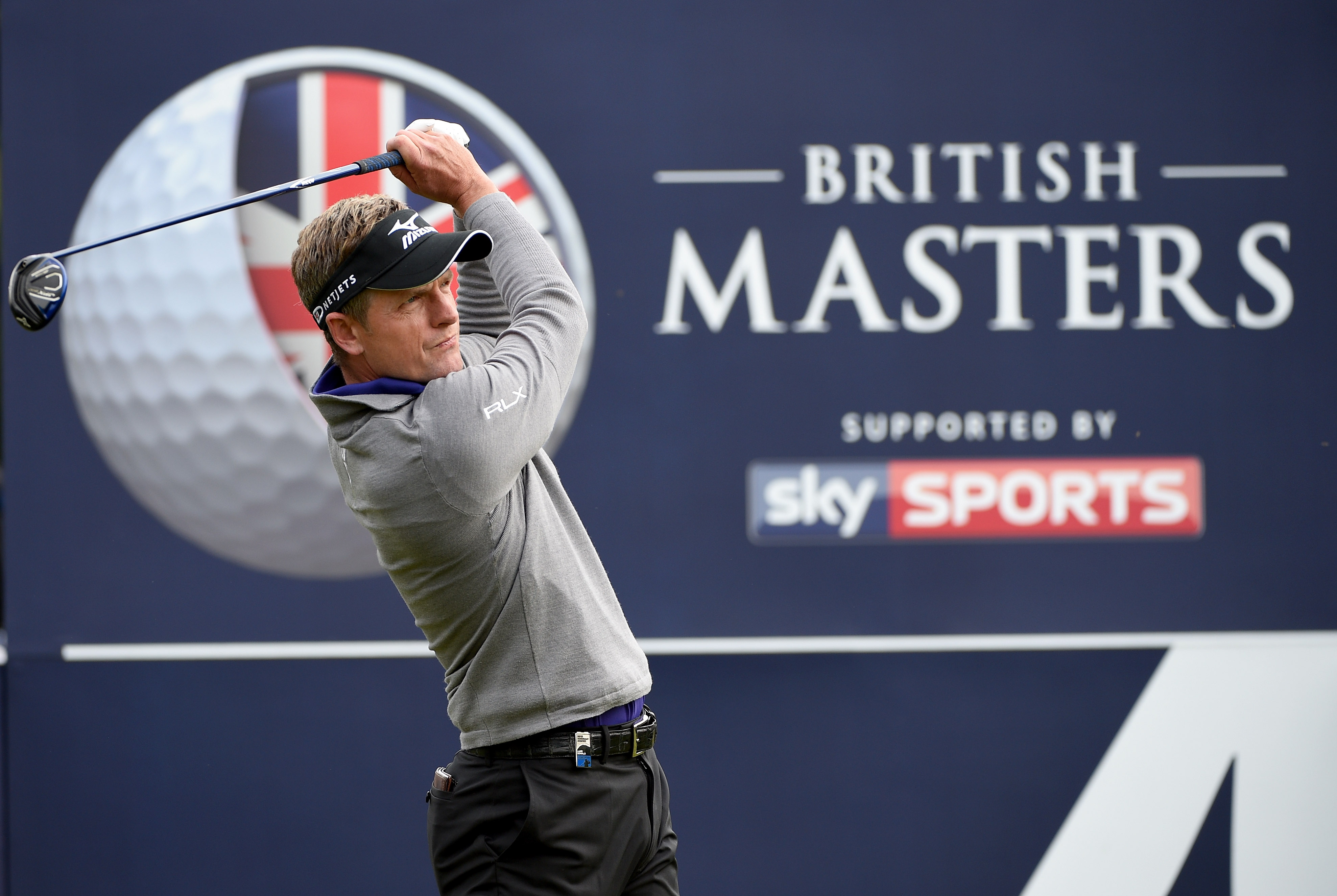 Mizuno Confirmed as Official Supplier to the British Masters