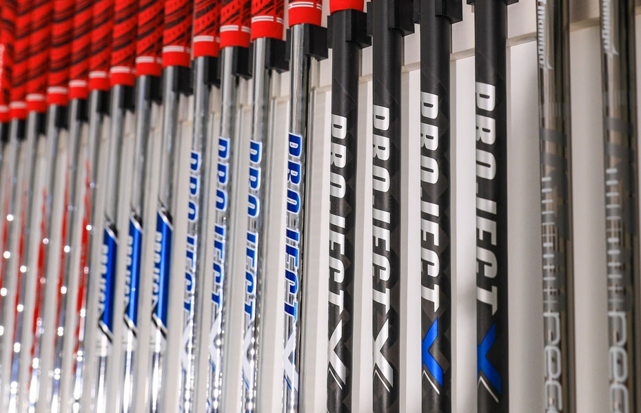 Test your recommended shafts