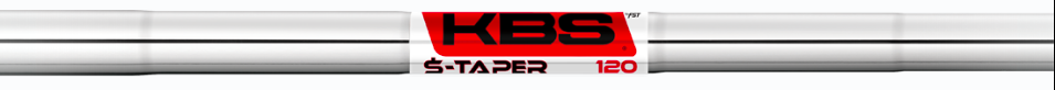 KBS S Taper X Golf Shaft