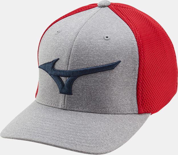 Mizuno Fitted Meshback Cap
