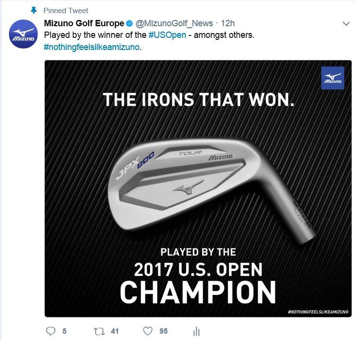 mizuno golf 2017